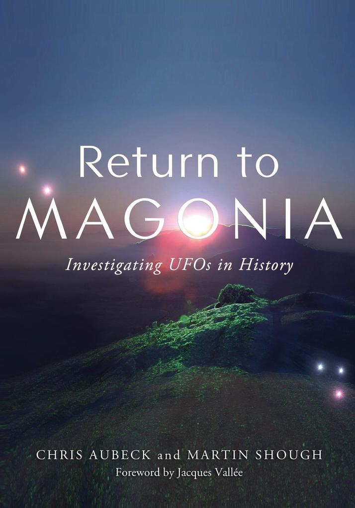 RETURN TO MAGONIA als Buch von Chris Aubeck, Ma...