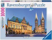 Bremen: Blick aufs Rathaus 1000 Teile