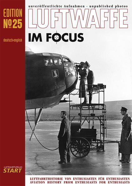 Luftwaffe im Focus Edition 25 als Buch von