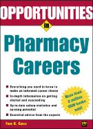 Opportunties in Pharmacy Careers als Taschenbuch