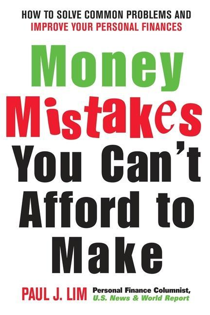 Money Mistakes You Can't Afford to Make als Taschenbuch