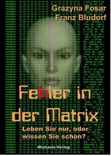 Fehler in der Matrix als Buch