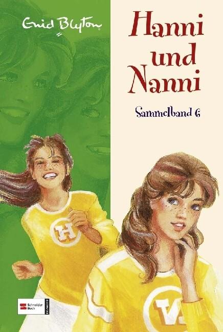 Hanni und Nanni Sammelband 06 als Buch