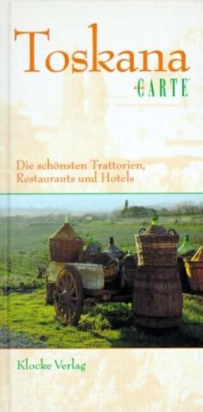 Toskana a la carte als Buch