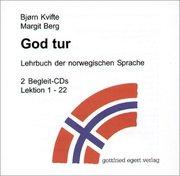 God tur. Lehrbuch der norwegischen Sprache. Begleitcassette 1/2. 2 CDs