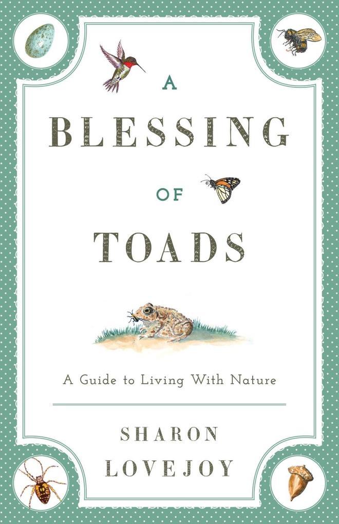 A Blessing of Toads als eBook Download von Shar...