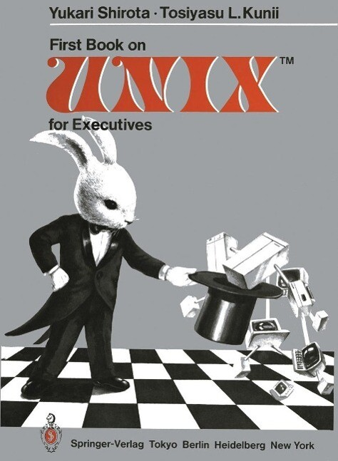 First Book on UNIXTM for Executives als eBook D...