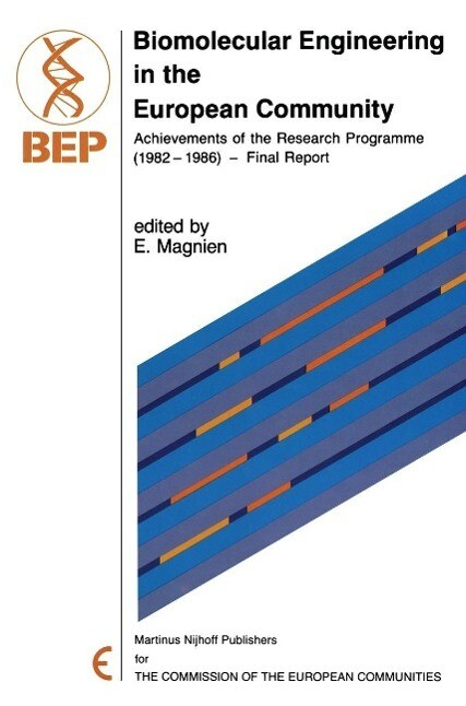 Biomolecular Engineering in the European Commun...