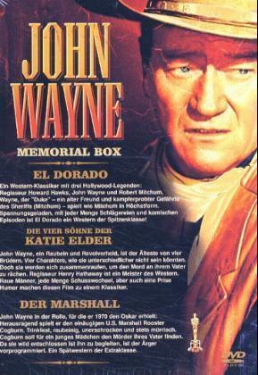 John Wayne als DVD
