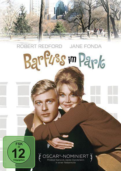 Barfuss im Park als DVD