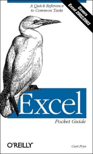 Excel Pocket Guide als Buch