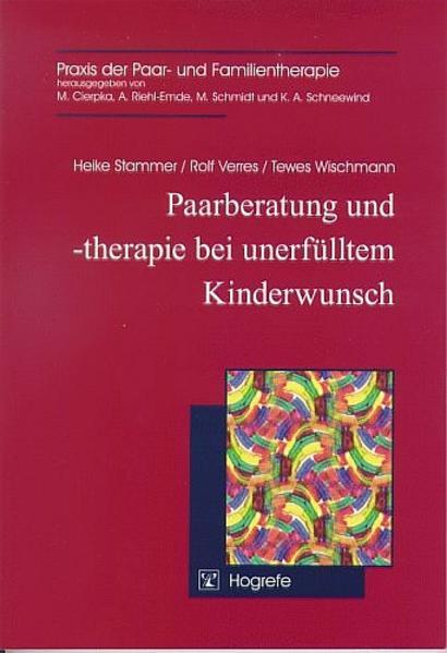 Paarberatung und -therapiebei unerfülltem Kinderwunsch als Buch