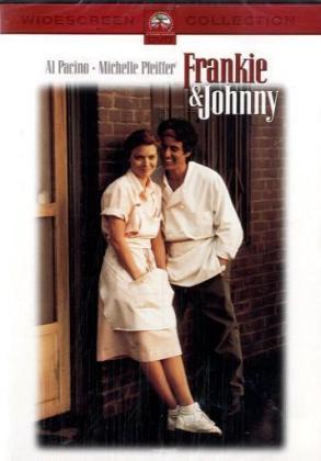 Frankie & Johnny als DVD
