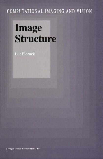 Image Structure als eBook Download von Luc Florack