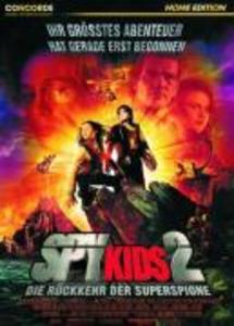Spy Kids 2 - Die Rückkehr der Superspione als DVD