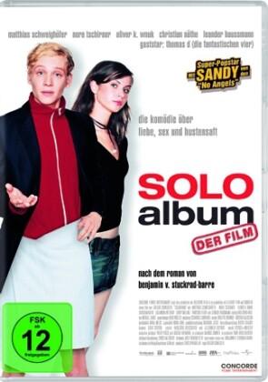 Soloalbum - Der Film als DVD