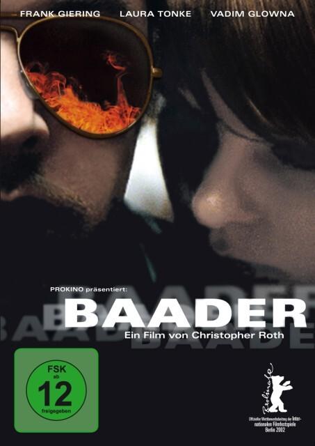 Baader als DVD