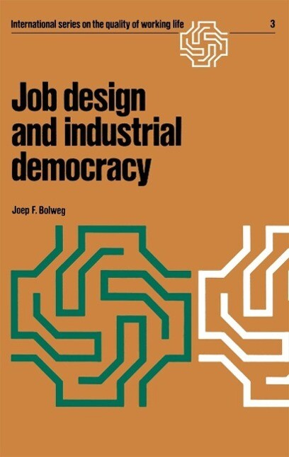 Job design and industrial democracy als eBook D...