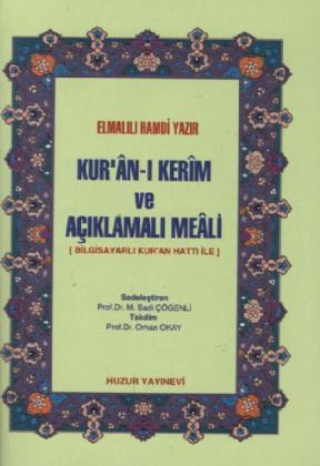 Kuran-i Kerim / Cep Boy Ciltli. Koran (Taschenformat) als Buch