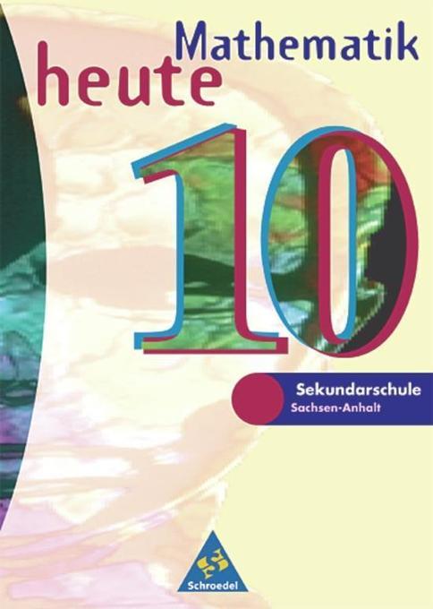 Mathematik heute 10 als Buch