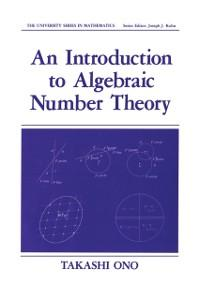 Introduction to Algebraic Number Theory als eBo...