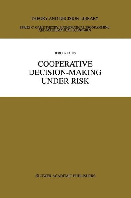 Cooperative Decision-Making Under Risk als eBoo...