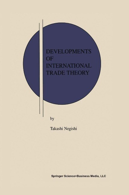 Developments of International Trade Theory als ...