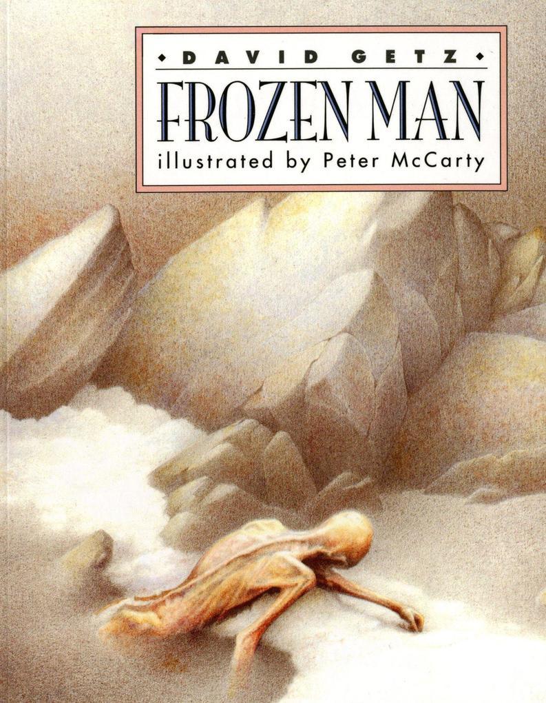 Frozen Man als Taschenbuch