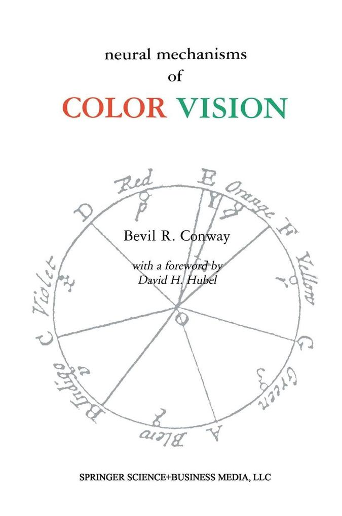 Neural Mechanisms of Color Vision als eBook Dow...