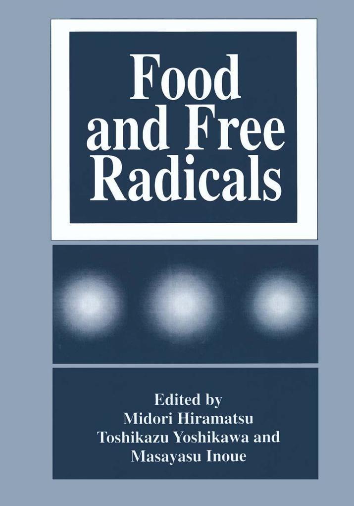 Food and Free Radicals als eBook Download von