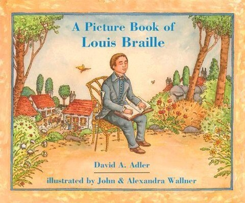 A Picture Book of Louis Braille als Buch