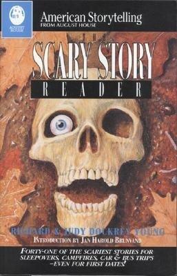 Scary Story Reader als Taschenbuch