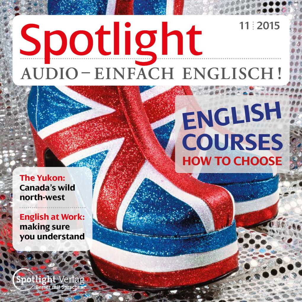Englisch lernen Audio - Den passenden Englischk...