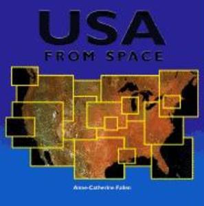 USA from Space als Taschenbuch