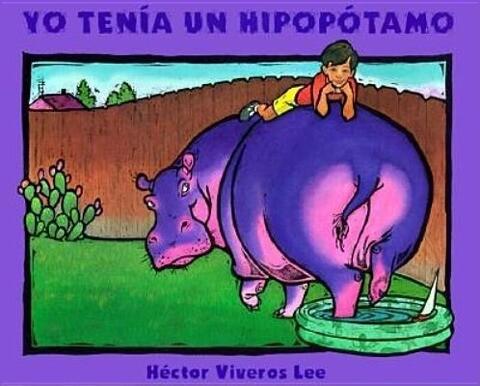 Yo Tenia Un Hippopotamo als Taschenbuch