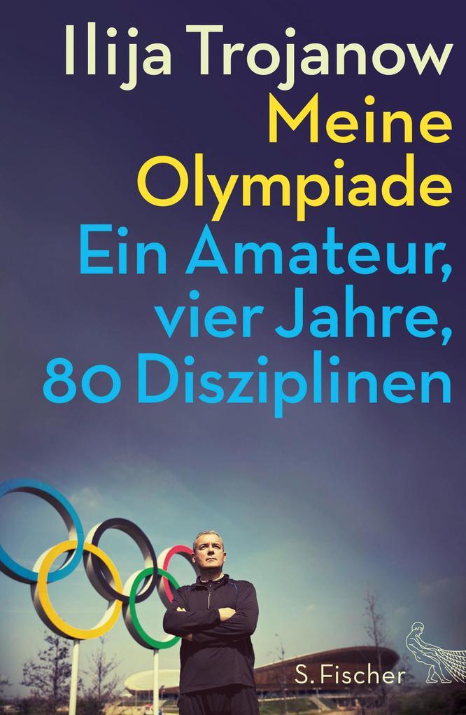 Meine Olympiade als Buch