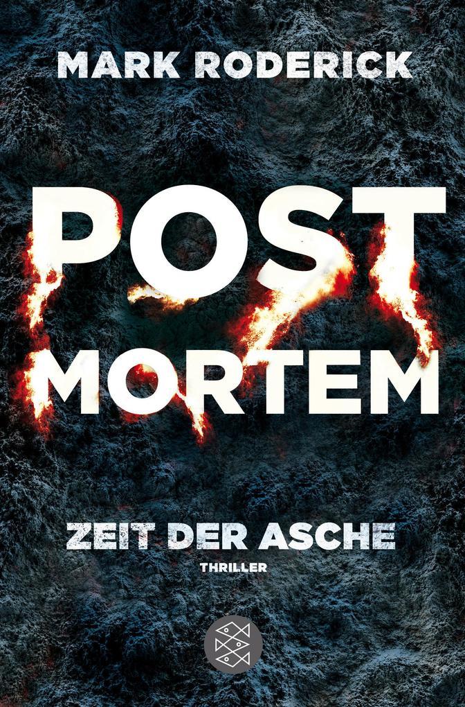 Post Mortem 02 - Zeit der Asche als Taschenbuch