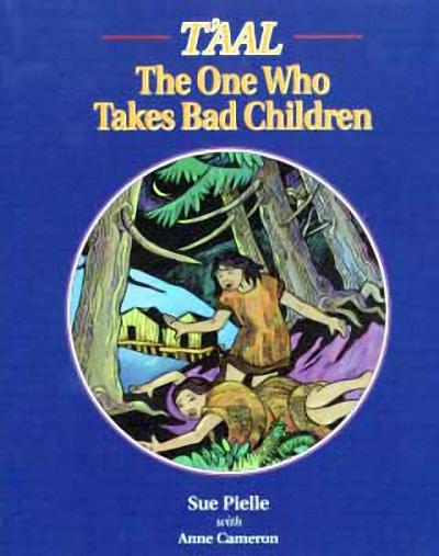 T'Aal: The One Who Takes Bad Children als Taschenbuch