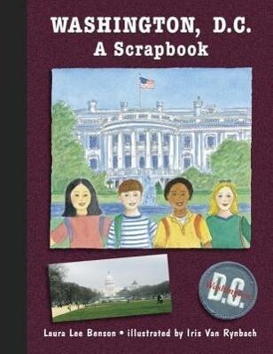 Washington, D.C. a Scrapbook als Taschenbuch