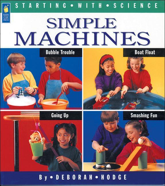 Simple Machines als Taschenbuch