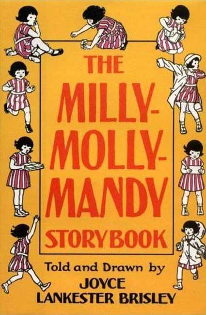 Milly-Molly-Mandy Storybook als Buch