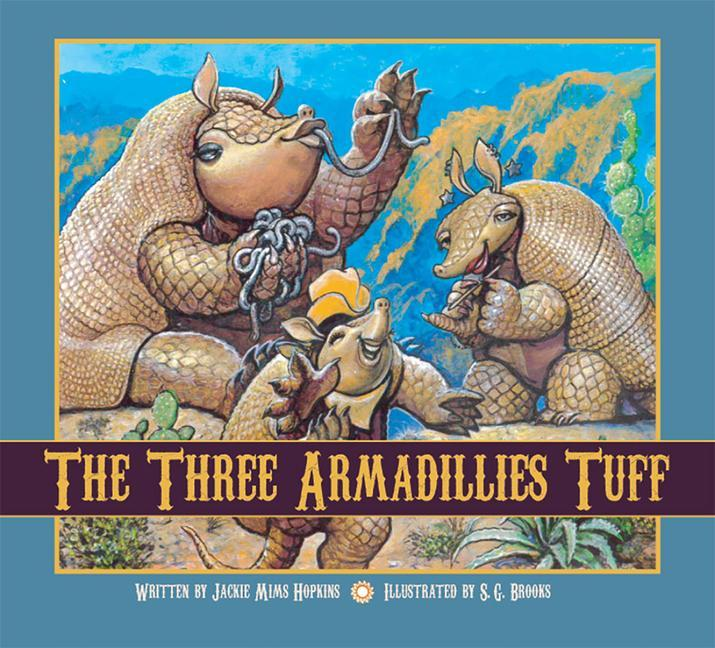 The Three Armadillies Tuff als Buch