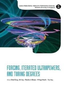 Forcing, Iterated Ultrapowers, And Turing Degre...