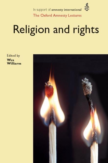 Religion and Rights als eBook Download von