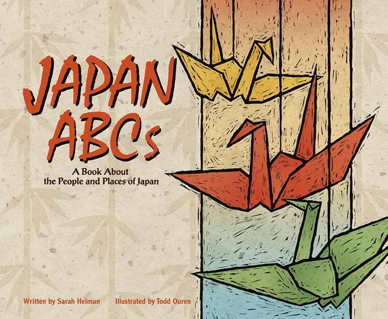 Japan ABCs: A Book about the People and Places of Japan als Buch