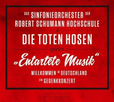 Entartete MusikWillkommen In Deutschland-Ein Ged