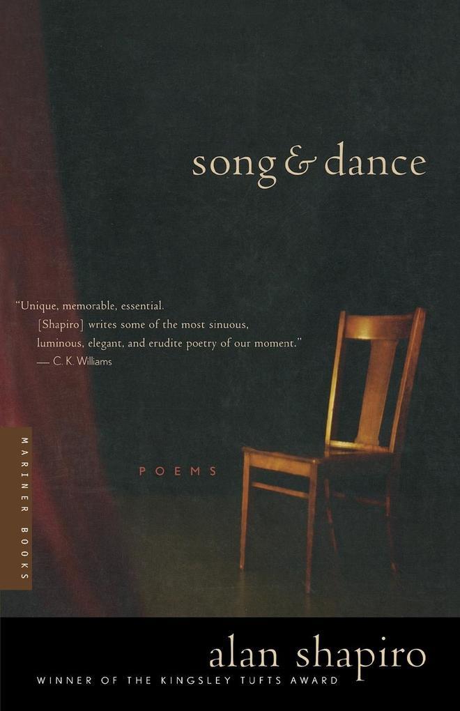 Song and Dance als Taschenbuch