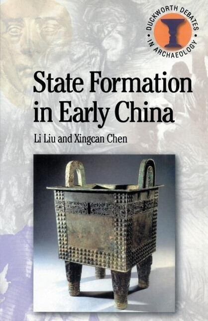 State Formation in Early China als Taschenbuch