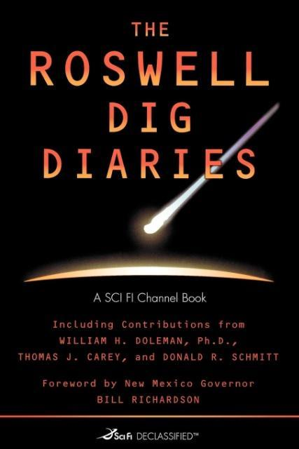 The Roswell Dig Diaries als Taschenbuch