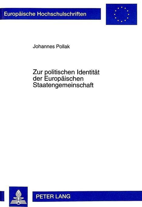 Zur politischen Identität der Europäischen Staa...